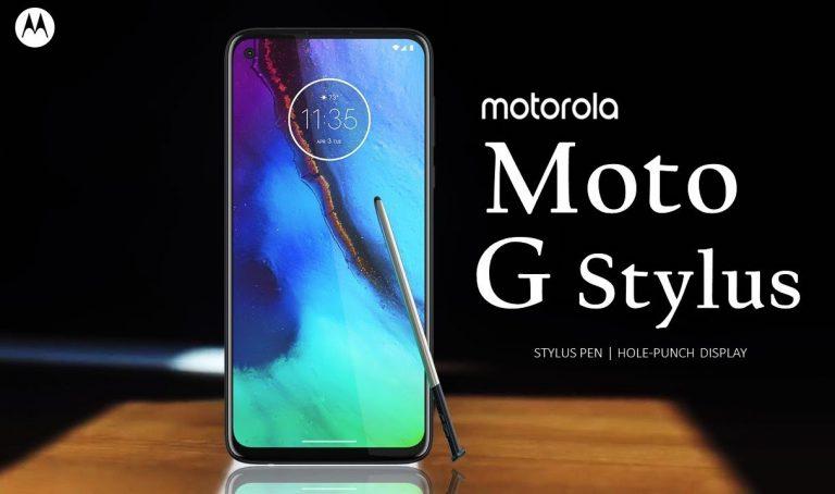 Motorola G Stylus In Arrivo Un Nuovo Smartphone Con Pennino Rumors Batista70