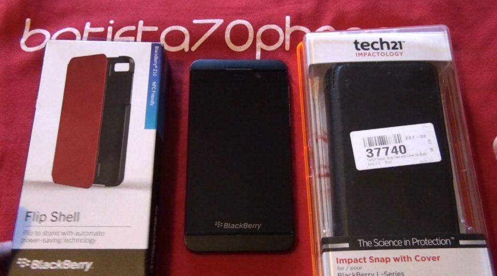Cover MobileFun per BlackBerry Z10