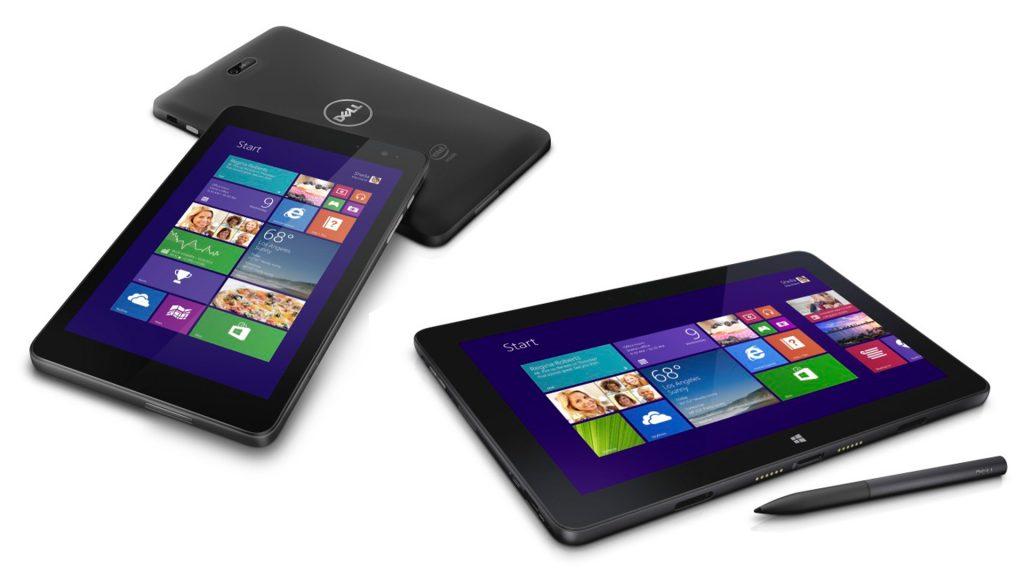 Dell Venue 8 and 11 Pro B70P