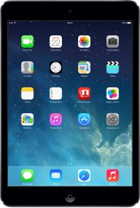 iPad mini display Retina