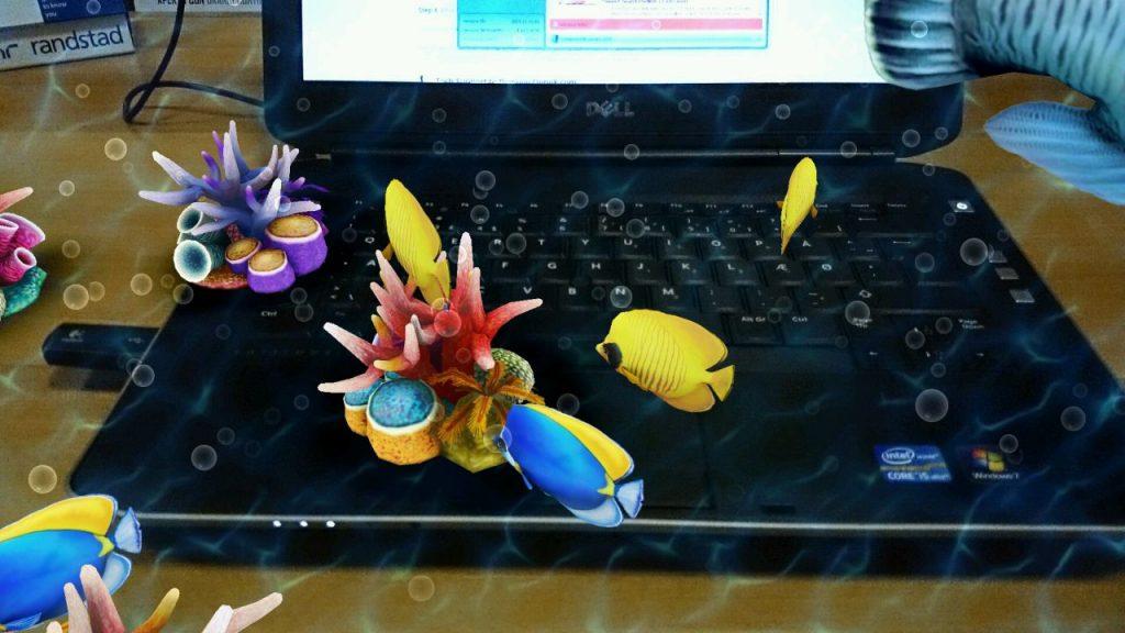 Sony Xperia Z1 effect