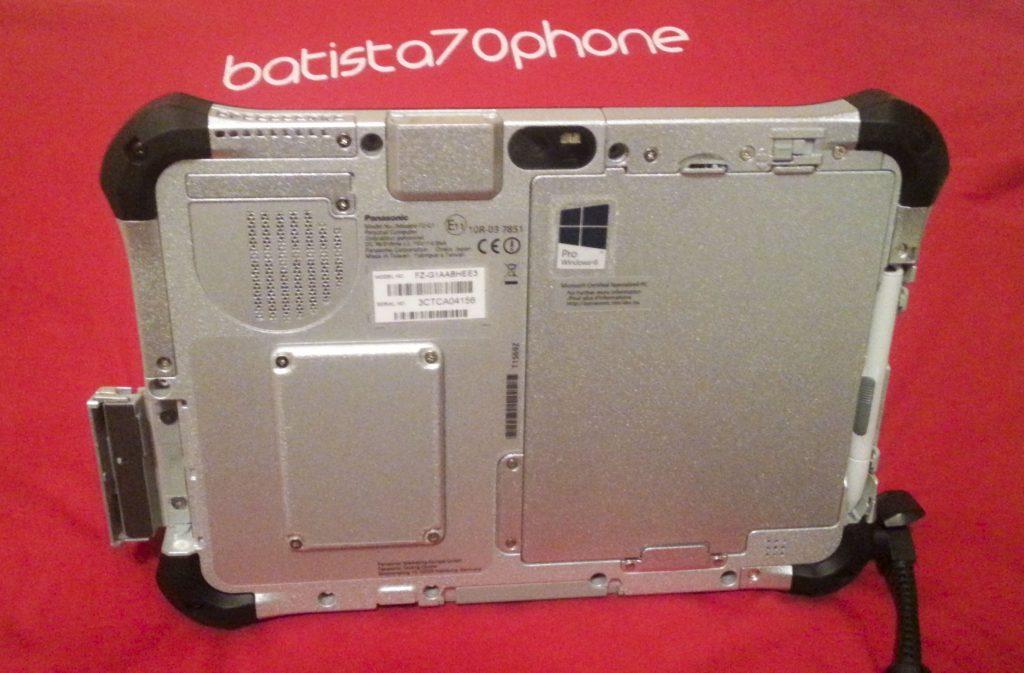 ToughPad FZ-G1 Rear