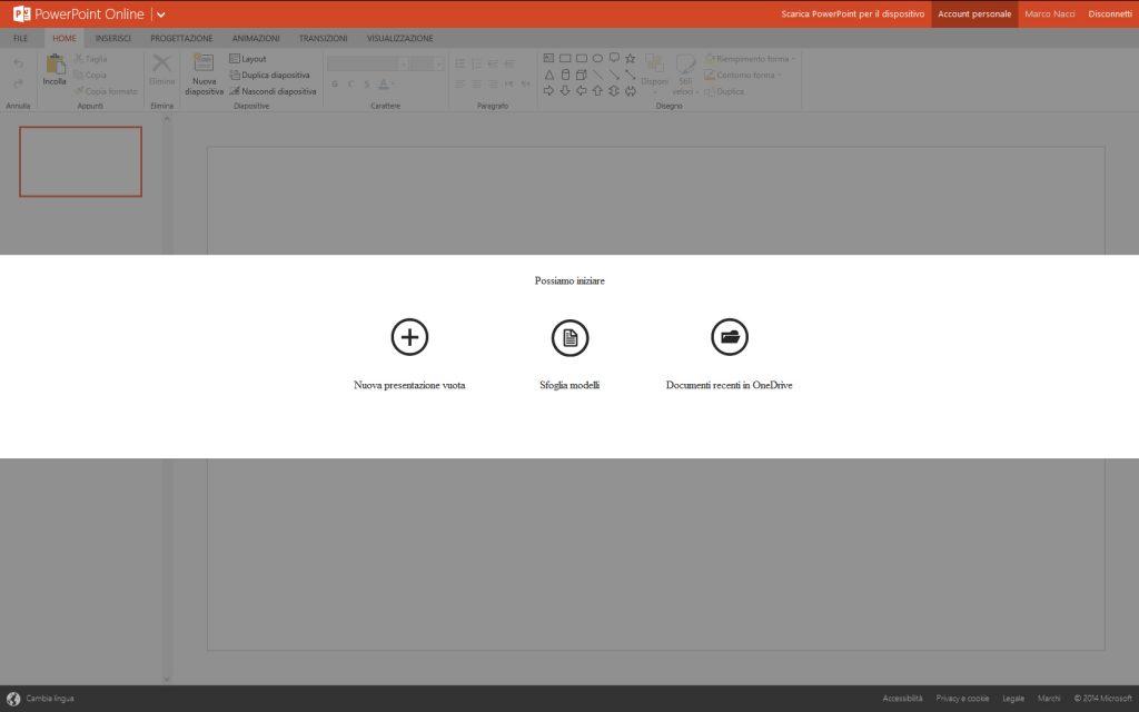 PowerPoint-Online