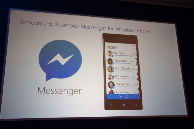 WP FB messenger