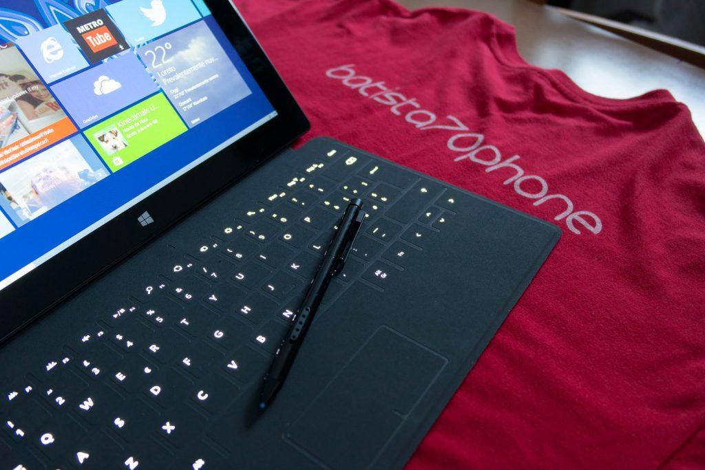 Video Recensione Surface 2 Pro Con Windows 8 1 Update 1 Batista70