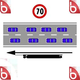 strada a 2 corsie