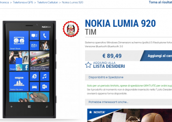 Lumia 920 Posteshop