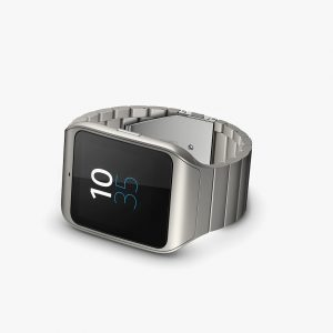 Sony SmartWatch3 stainless steel