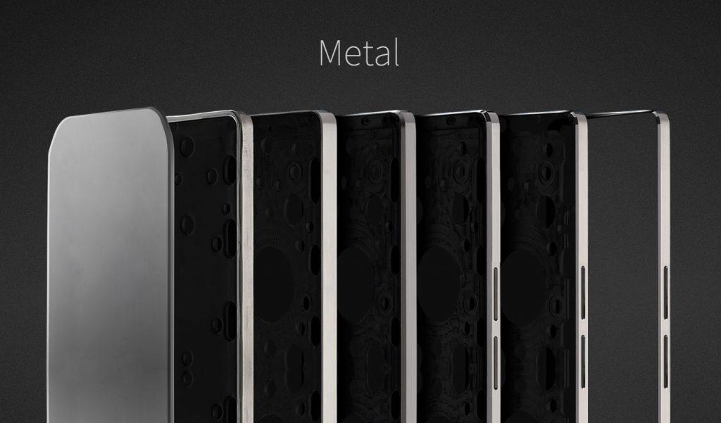 iOcean X9 metal