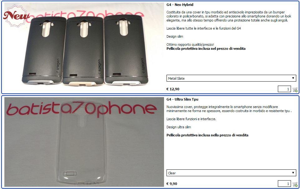 LG G4 Coverss