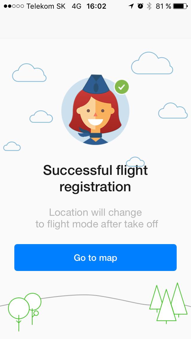 iOS Flight Tracker 2