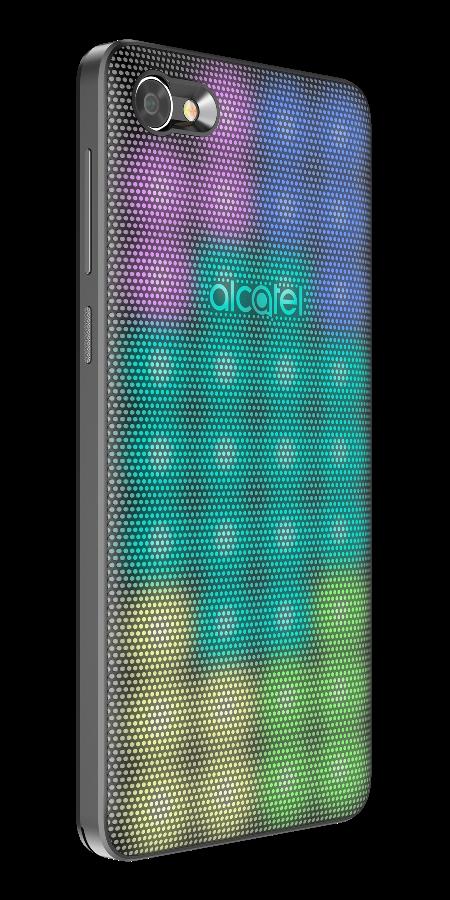 Alcatel A5 LED_Back Left_Lightshow