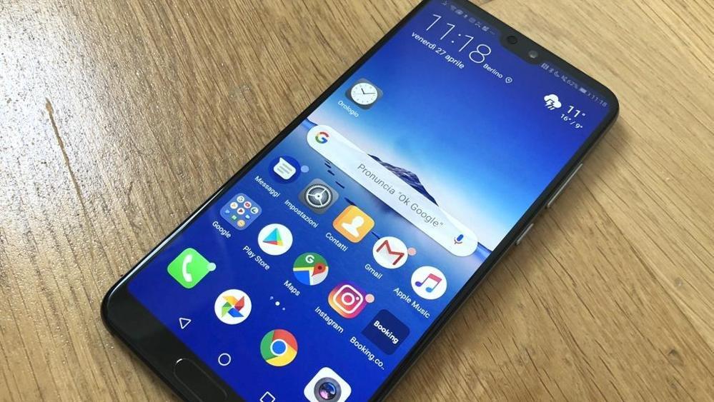 Huawei P20 e P20 Pro ricevono patch di Aprile - Batista70